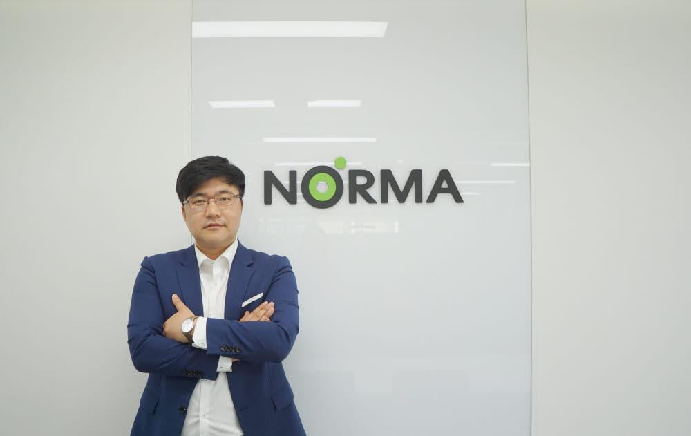 """정현철 노르마 대표, """"AI 기반 'IoT케어2.0'으로 글로벌 5G시장 공략"""""""