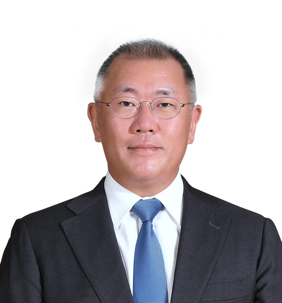 정의선 현대차그룹 회장.