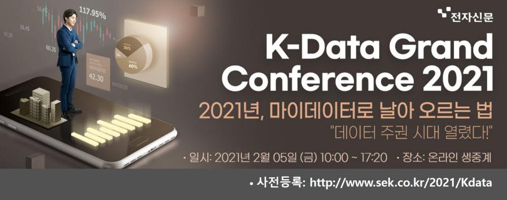 [알림]توانایی من در ایجاد یک استراتژی داده!  ... کنفرانس K-data در 5 ماه آینده