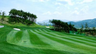 골프존뉴딘그룹, '박세리 vs AI로봇' 이색 골프매치 장소협찬