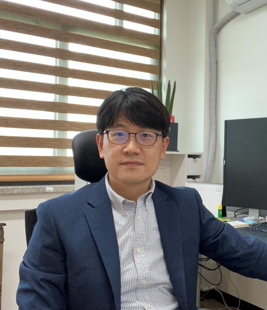 김태욱 전북대 교수.