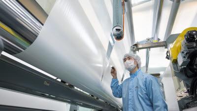 SKIET, 배터리 분리막 공장 친환경 전력으로 가동한다