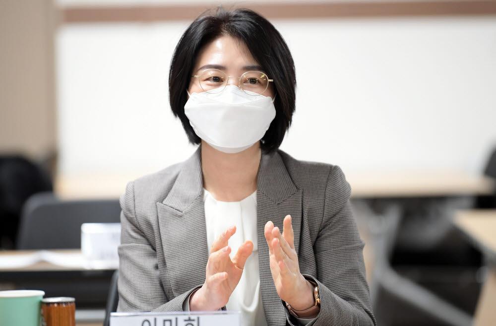 이미희 KT 상무. 전자신문DB