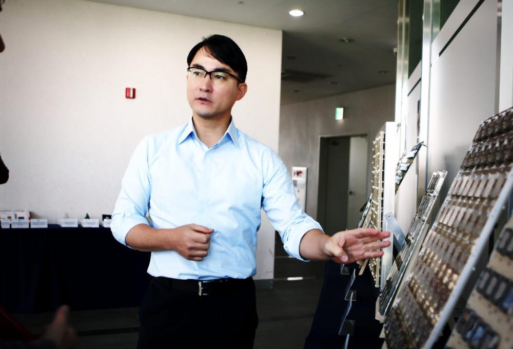 홍익표 에이스 테크놀로지 대표