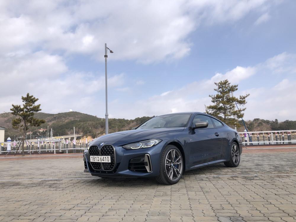 BMW 4시리즈. / 정치연 기자