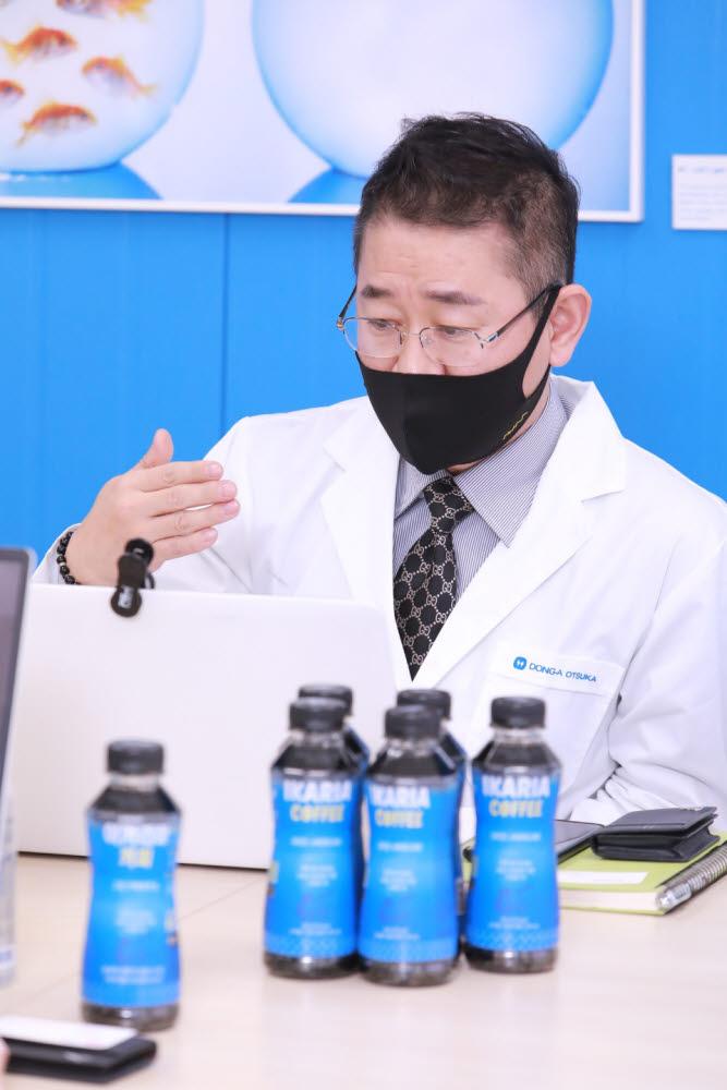 김준하 동아오츠카 연구소장