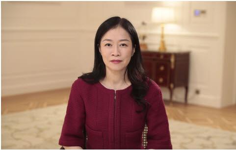 캐서린 첸 화웨이 홍보대외협력 부문 총괄 사장