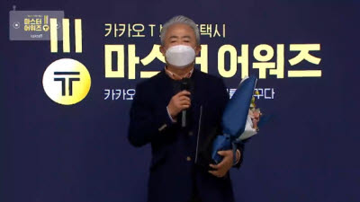 {htmlspecialchars(카카오모빌리티, '2021 카카오 T 브랜드 택시 마스터 어워즈' 개최)}