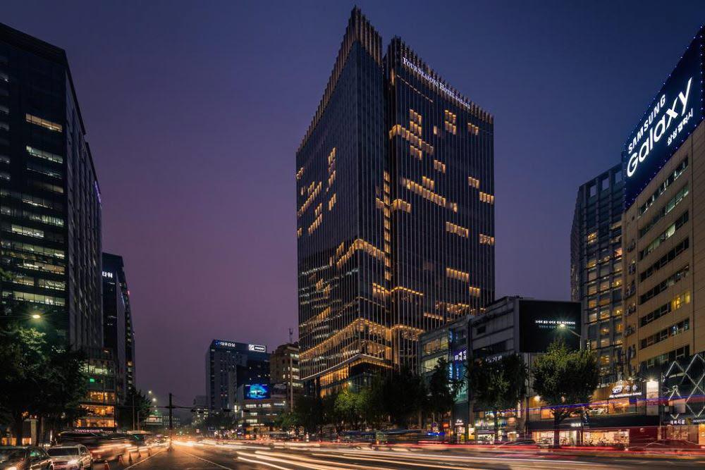 포시즌스호텔 서울 외관