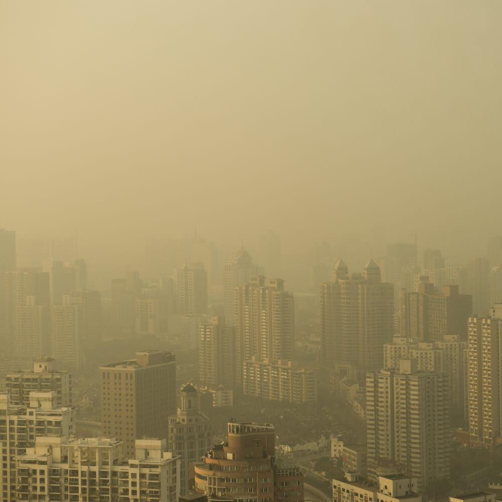 [과학핫이슈] 10년 만에 최악 불청객 '황사'…기후 변화로 악화 우려
