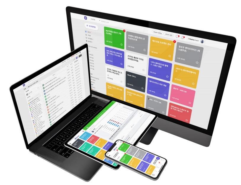 마드라스체크는 올인원 협업툴 플로우로 효율적인 원격 근무환경을 구현한다.
