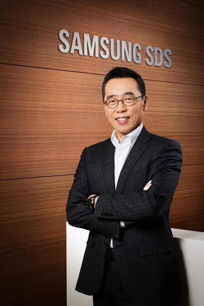 """황성우 삼성SDS 대표 """"클라우드·물류·보안에 역량 결집해야"""""""