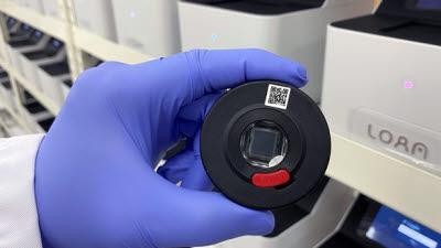 """옵토레인, 실시간 PCR 진단 제품 식약처 허가…""""코로나19 검사 시간 6분의 1로 단축"""""""