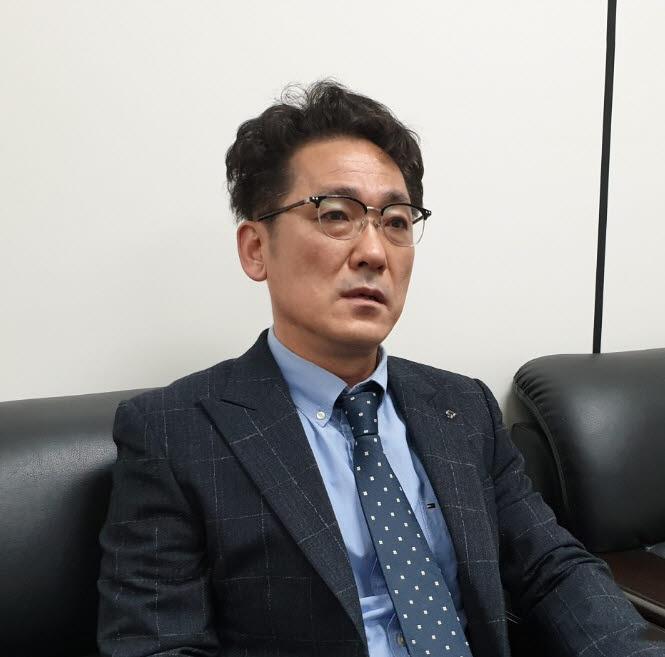 김운섭 광주테크노파크 정책기획단장.