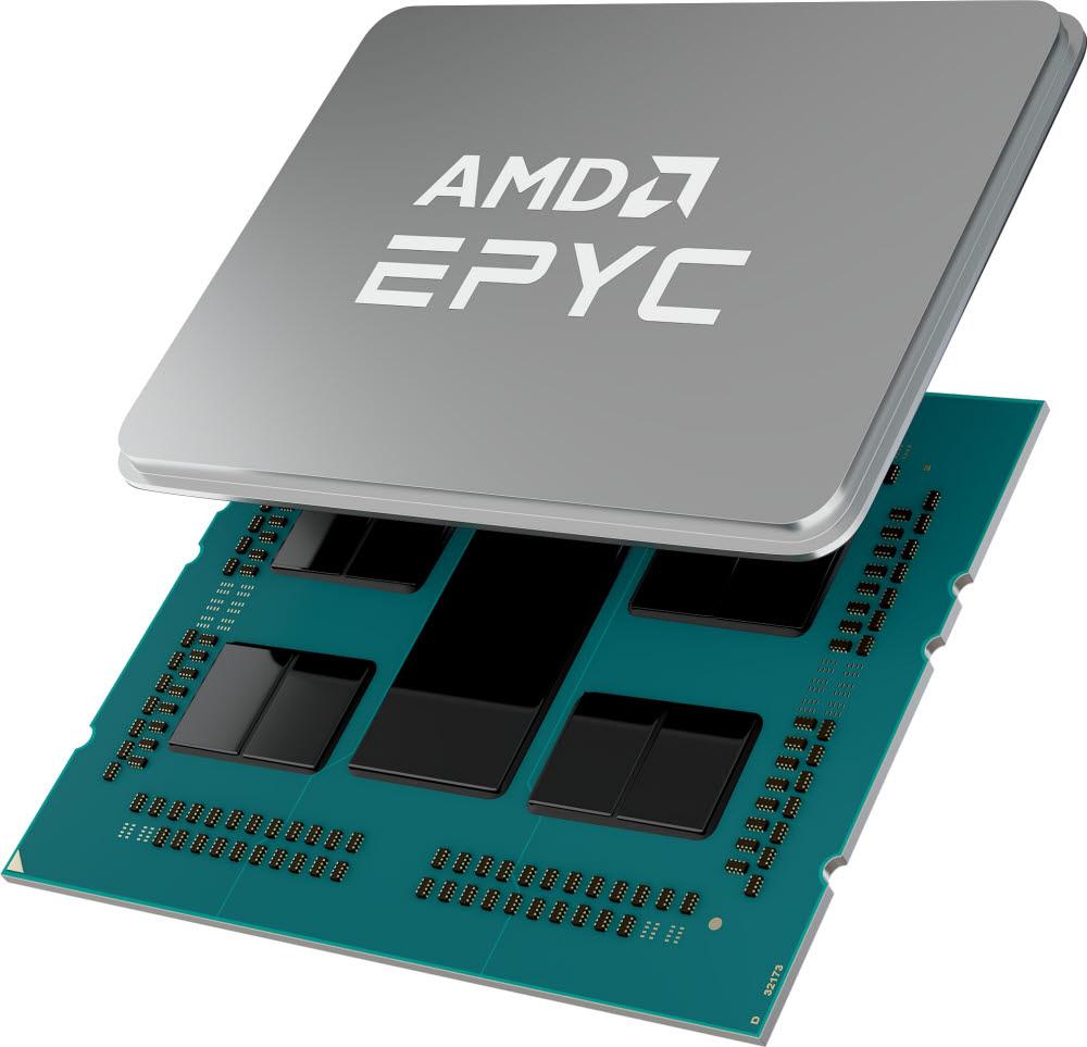 AMD 서버용 CPU EPYC<사진=AMD>
