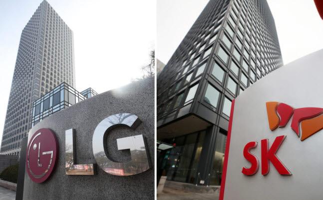 """美 ITC """"SK이노, LG 특허 침해 안 해""""…이번엔 SK 손 들어줘"""