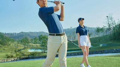 아디다스골프, 친환경 골프웨어로...'지속가능성 캠페인' 전개