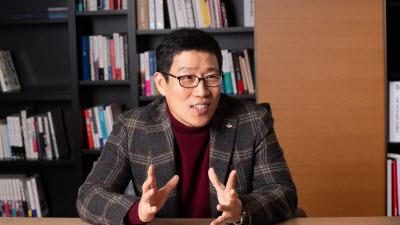 """강호성 CJ ENM 대표 """"디지털 시프트 기반 티빙 육성에 전사 역량 집중"""""""