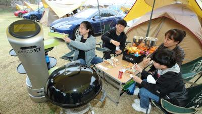 """KT """"전기차로 차박하는 '디지코 캠핑' 참여하세요"""""""