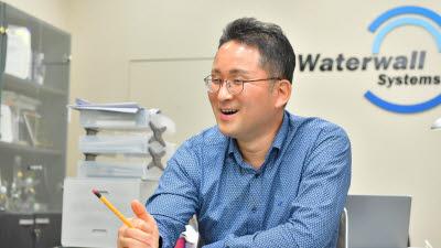 """""""워터월시스템즈, DLP 솔루션 선두주자로 고객 서비스 역점"""""""