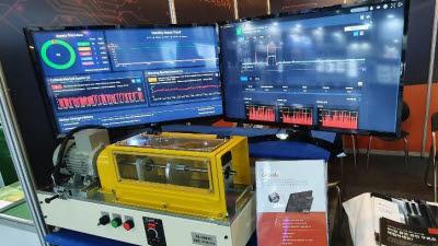 한국초저온 냉동창고에 AI 고장 예측 솔루션 '모터센스' 도입