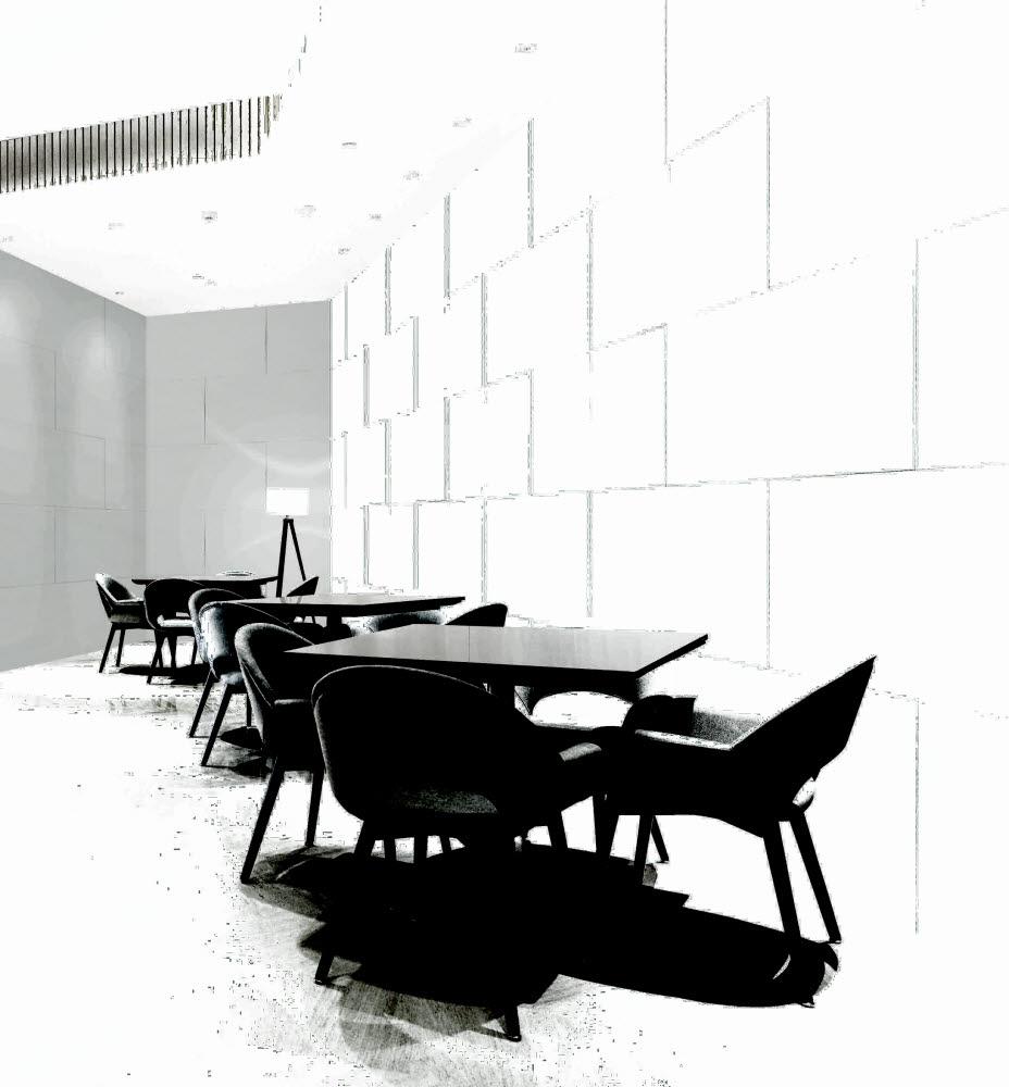 동화기업 벽장재 세이프월 화이트 트라버틴 패턴<사진=동화기업>