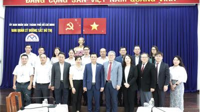 철도연, 베트남 호치민 도시철도 지원사업 참여