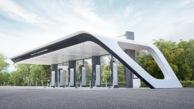 현대차, 12개 휴게소에 초고속 전기차 충전소 'E-pit' 개소