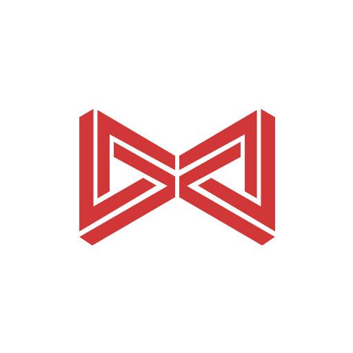 티원모빌리티 리본택시(RE-BORN) 로고