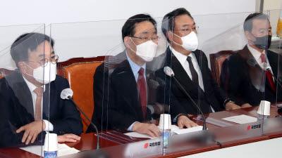 """국민의힘 중진의원, """"야권 통합이 우선순위"""""""