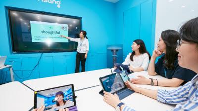 비상교육, 디지털·영어·해외 사업으로 신사업 고삐 당긴다...에듀테크 매출 40%↑목표