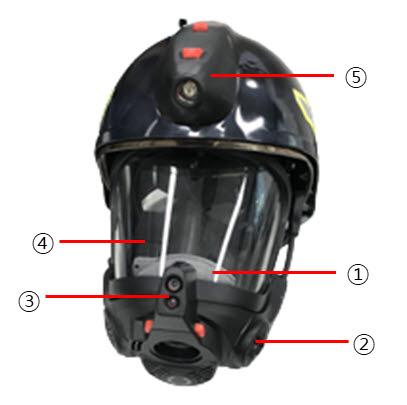 소방관을 위한 휴먼증강 통합헬멧