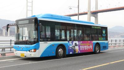중국 전기버스 한국서 생산한다...\'국산화\'로 해외시장 공략