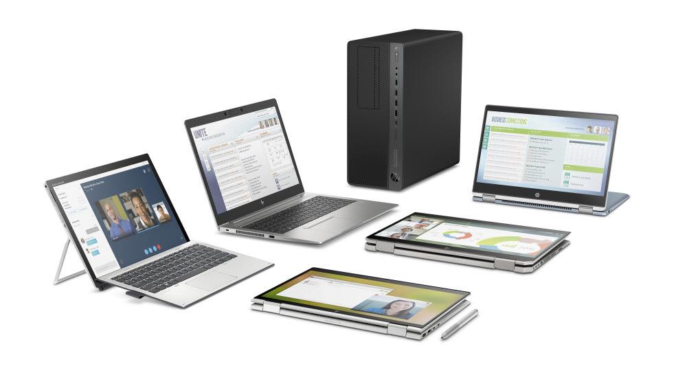 HP 서비스형 디바이스(DaaS).