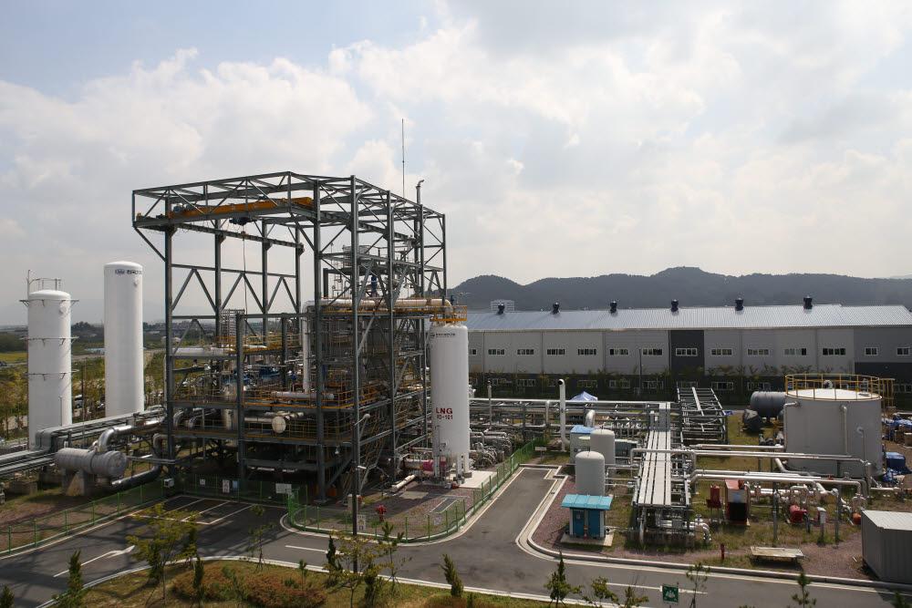 기계연 LNG극저온 기계기술 시험인증센터. 사진출처=한국기계연구원