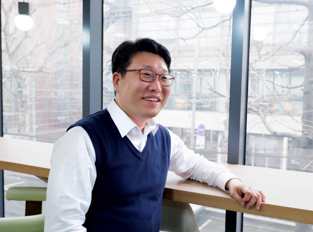 김진국 코어라인소프트 대표 (사진=코어라인소프트)