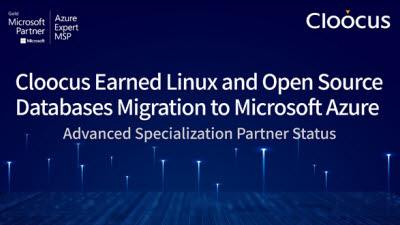 클루커스, MS 클라우드 '리눅스 및 오픈소스 데이터베이스 마이그레이션' 고급 전문 자격 취득