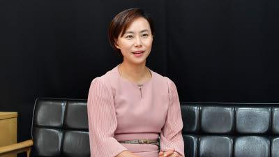 정보보안 25년 외길...한은혜 에스에스앤씨 대표