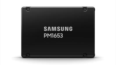삼성전자, SAS-4 표준 서버용 SSD 출시...6세대 V낸드 적용