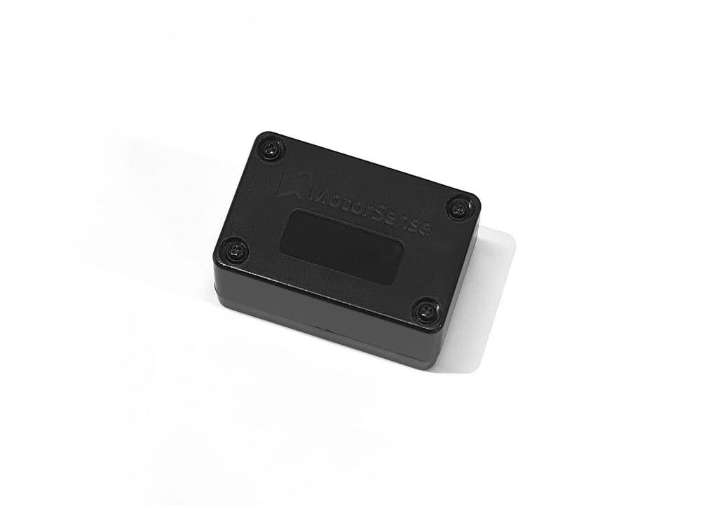 50g 무게의 모터센스 사물인터넷(IoT) 무선 진동 센서.