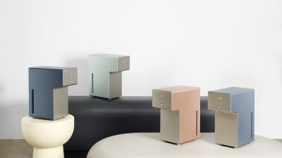 코웨이, 아이콘 정수기 신규 색상 4종 출시