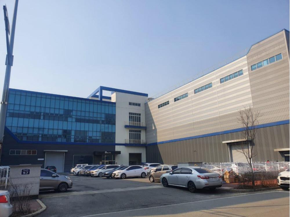 자비스 동탄 제조센터