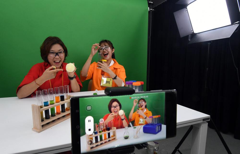 '유튜브로 과학을 재밌게' 구독서비스 과학교육 플랫폼 '잼런'
