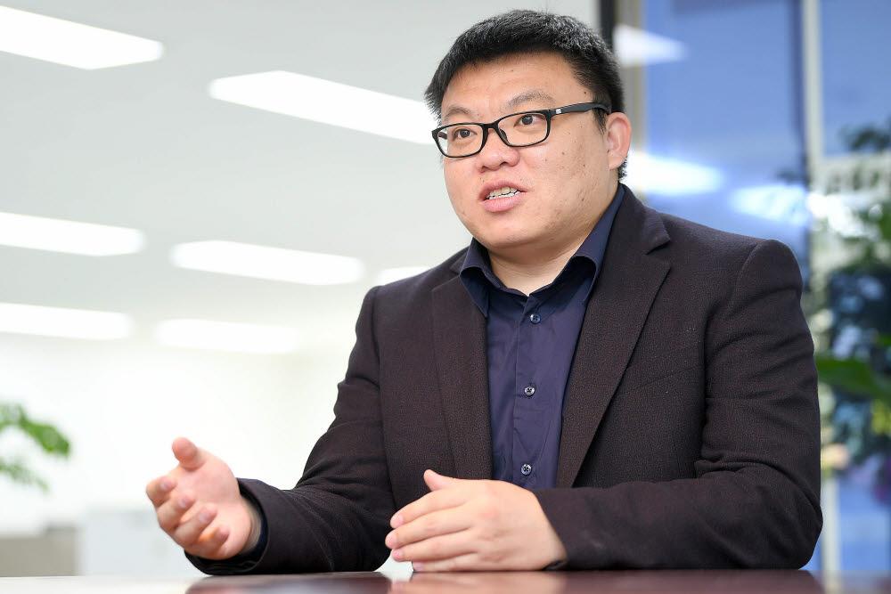 제이비 양 인스퍼코리아 지사장은 한국고객에 IT인프라 기업이 아닌 디지털트랜스포메이션을 지원하는 IT 솔루션기업으로 다가서겠다는 포부를 전했다.