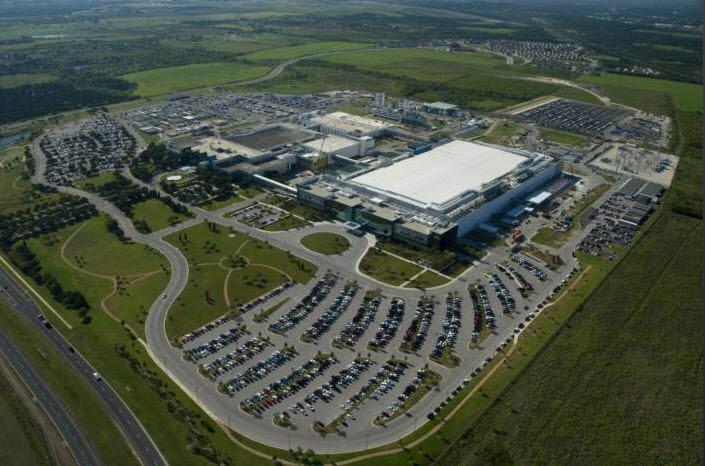 삼성전자 오스틴 반도체 공장. <사진=삼성전자>