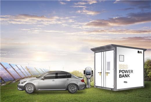 비에이에너지의 에너지 안전관리시스템 이미지.