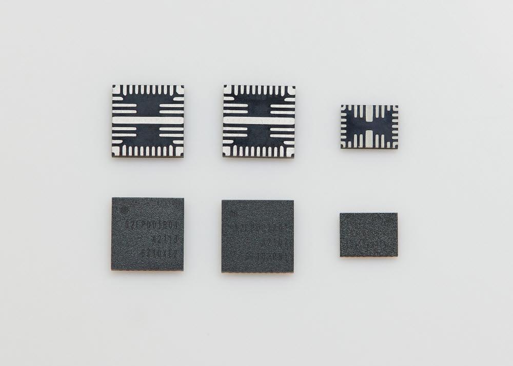 삼성전자 DDR5 D램 모듈용 PMIC. <사진=삼성전자>