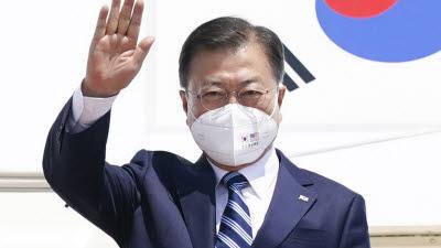 [한미정상회담]백신·반도체·북한 중대 분수령