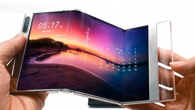 스마트폰 OLED, 내년 출하량 성장…중소형 패널 탑재 증가