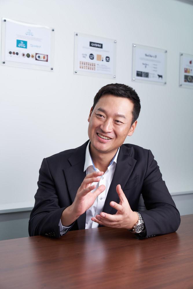 홍주열 테이스티나인 대표